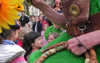 Les Tiglïngs (collection printemps/été) - Arts de la Rue - Cie Progéniture