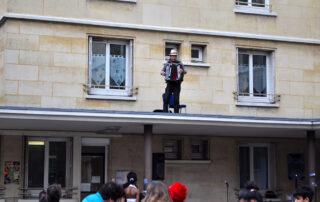 Tu Descends ? - Action Culturelle - Art de la Rue
