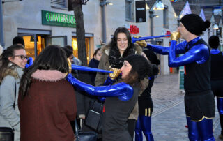 Balalamain - Arts de la Rue - Cie Progéniture